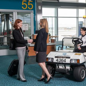 Airport Golf Kart