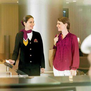 Airport VIP assitance
