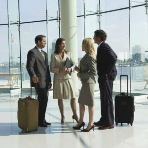 airport help roadshows business groups