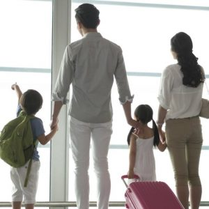 family rates airport assistance