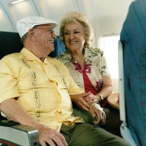 airport assistance for old passengers