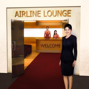 Airport Lounge Booking Service