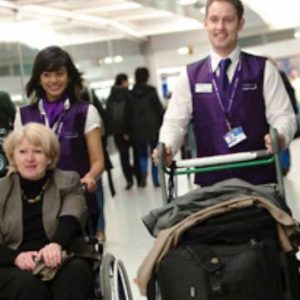 Special Assistance at Airports