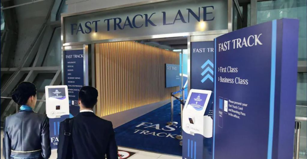 fast track asia africa
